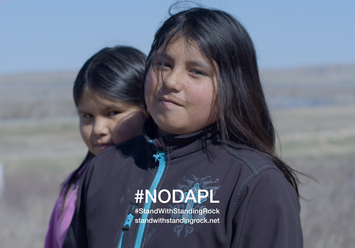 Will you https://t.co/z8Ov7Cy5zG @POTUS? Let's say #NoDAPL & sign...
