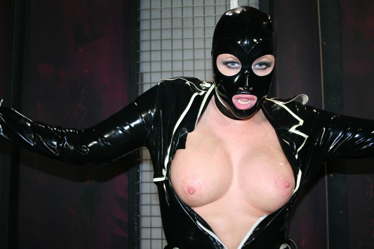 Latex Lucy Sex With Rubber School Girl
