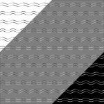 錯視やばいw直線と曲線が交互にあるように見えるが、これ全部同じ曲線なんだぜ!