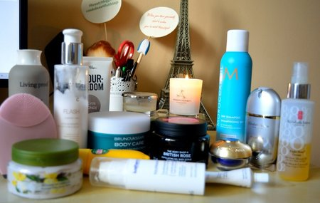 How many empties do you have from last month, Bellas? BeautyBarometer beauty makeup