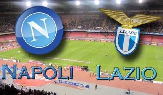 NAPOLI-LAZIO Rojadirecta Streaming Gratis: dove vederla in Diretta TV Oggi Oggi 5 Novembre 2016 (Serie A).