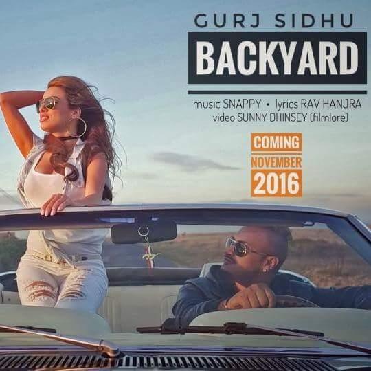 Songsfree On Twitter Backyard Gurj Sidhu Mp3 Song Download Audio