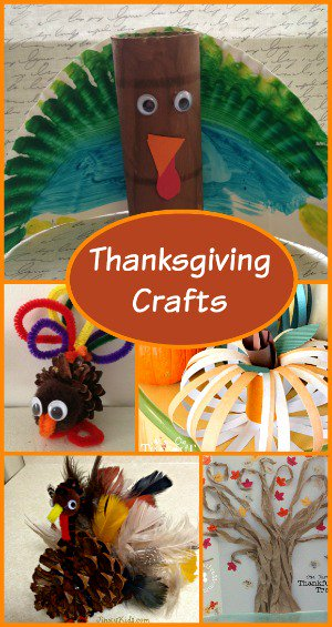 Gobble up these 5 adorable Thanksgiving crafts for kids!
