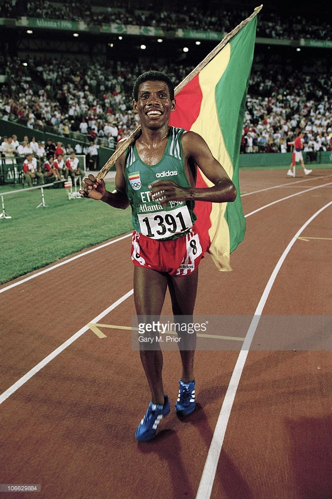 Here is the new president of the #Ethiopia|n Athletics Federation... https://t.co/5U2woNOJaa