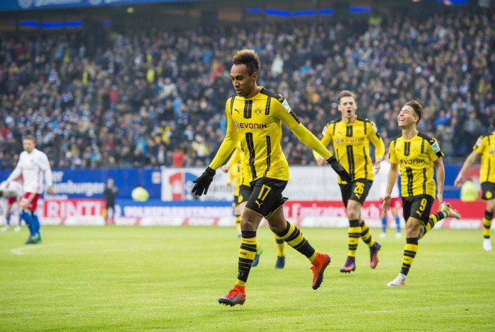 Video: Hamburger SV vs Borussia Dortmund