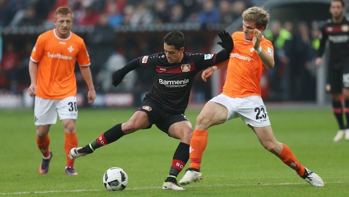 Video: Bayer Leverkusen vs Darmstadt 98