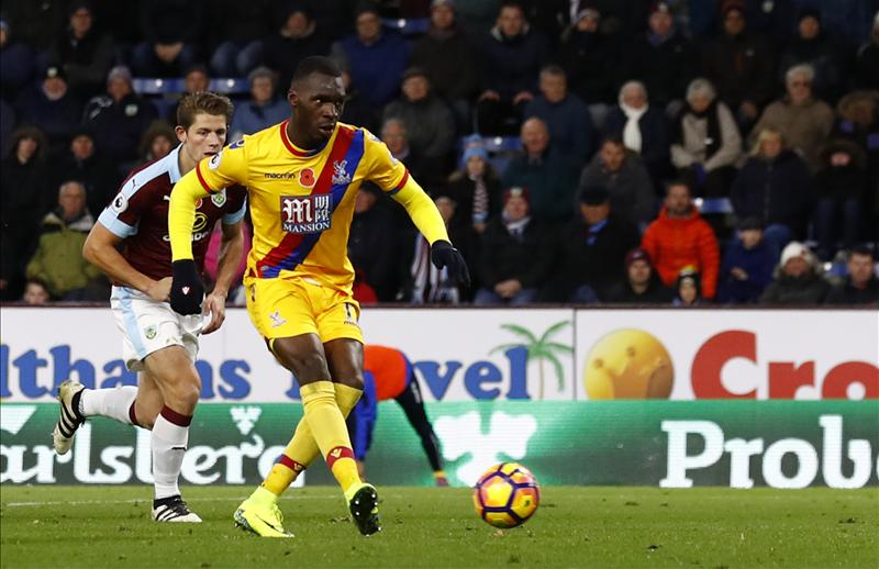 Video: Burnley vs Crystal Palace