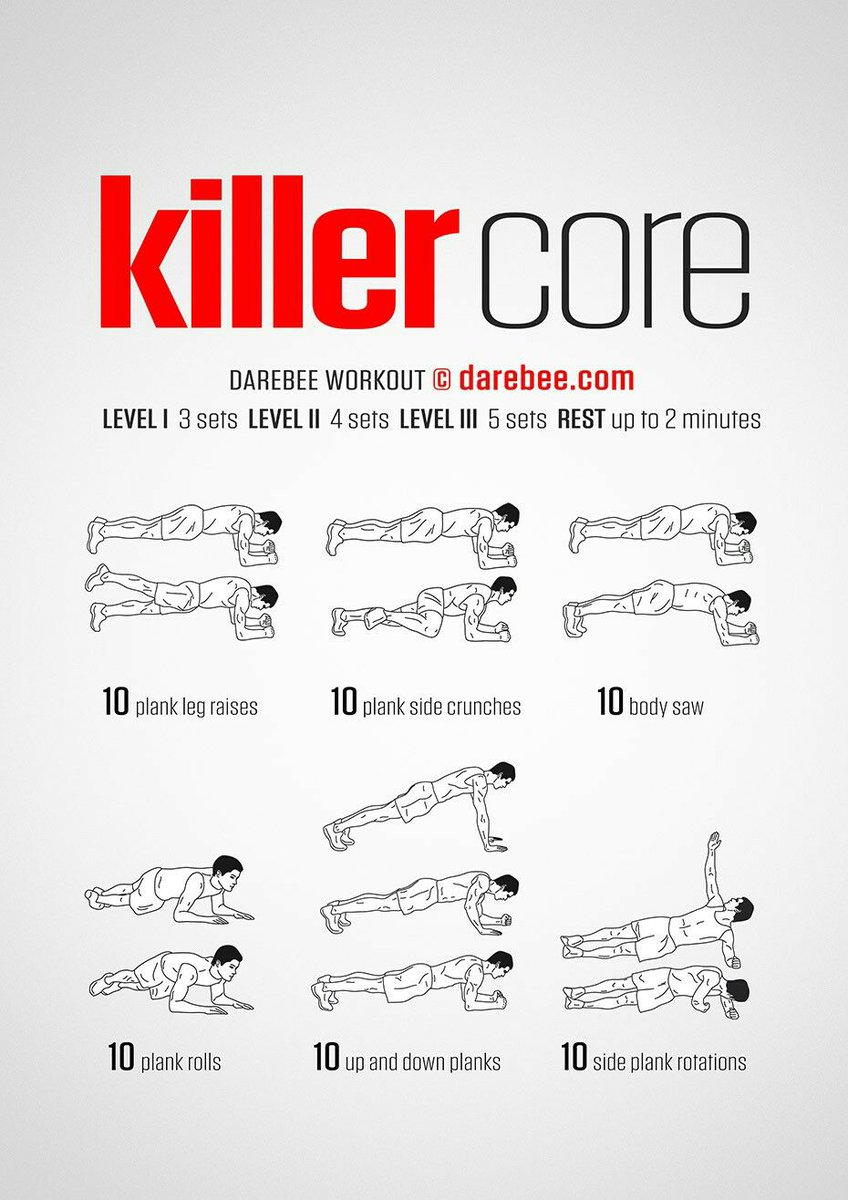 7 Exercises to Build Your Core Strength