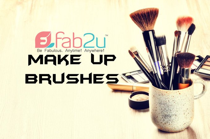 FAB2U Make Up Brushes !!!Blog makeup tips makeuptips