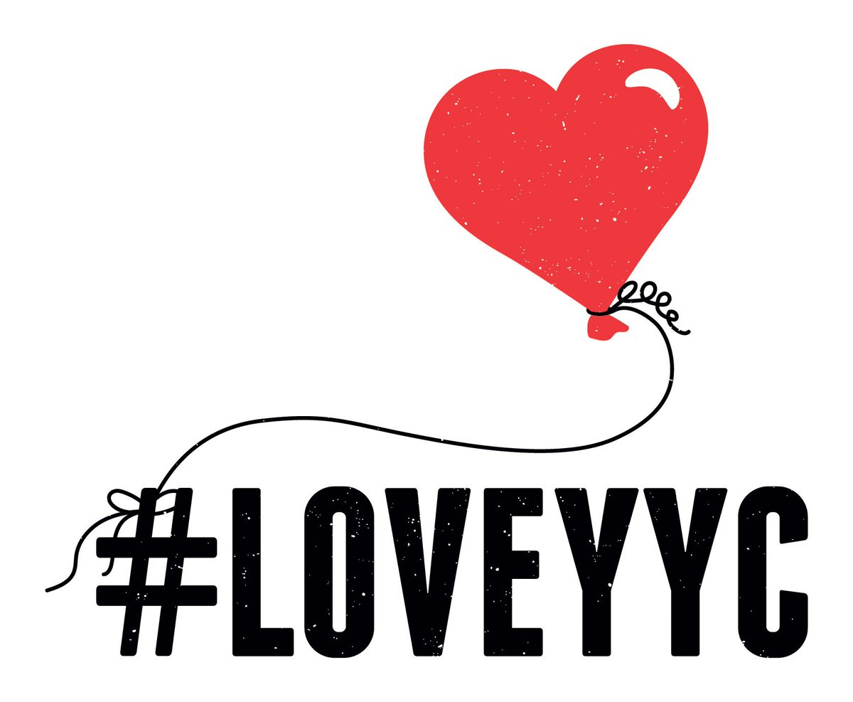 Calgary! It's #loveyyc Day! Here's all the great stuff around the city to celebrate! https://t.co/cloUhYh9Bf
