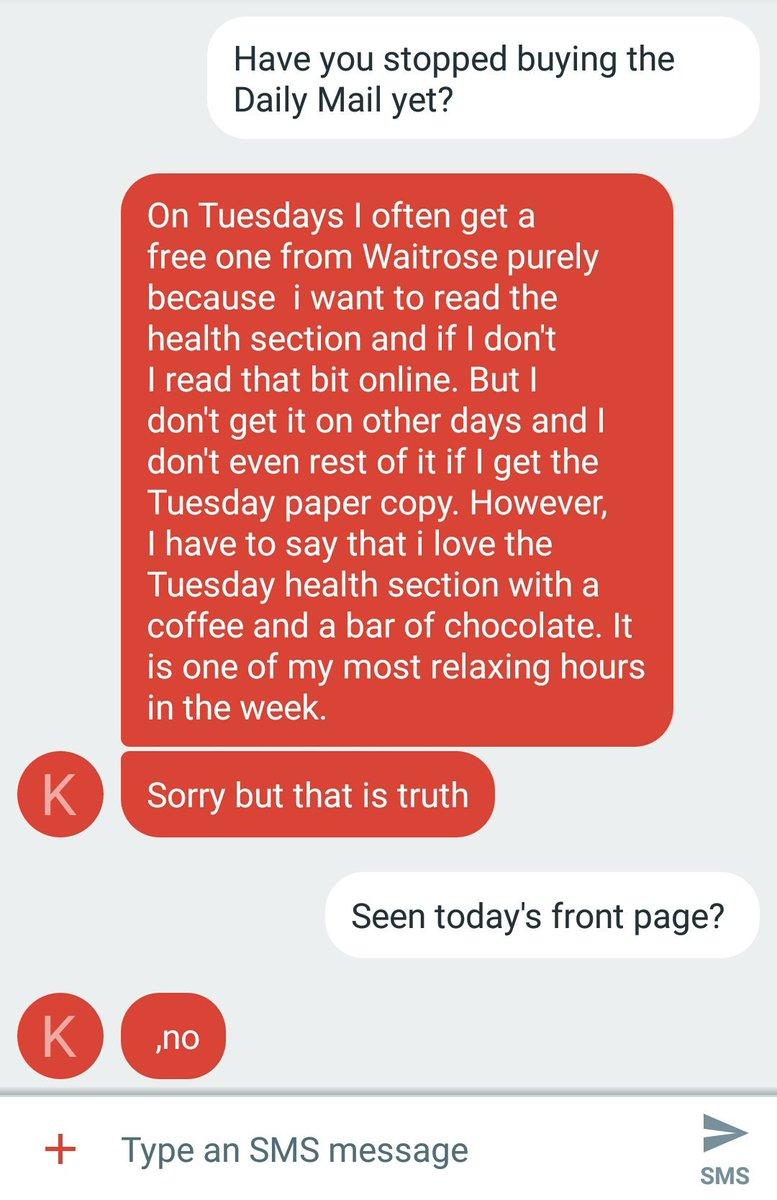 Family don't let family buy the Daily Mail. https://t.co/6bItSXtGVp
