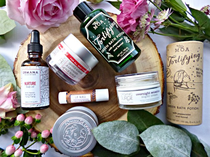 The Autumn Skincare and body care edit with Love_Lula bbloggers greenbbloggers