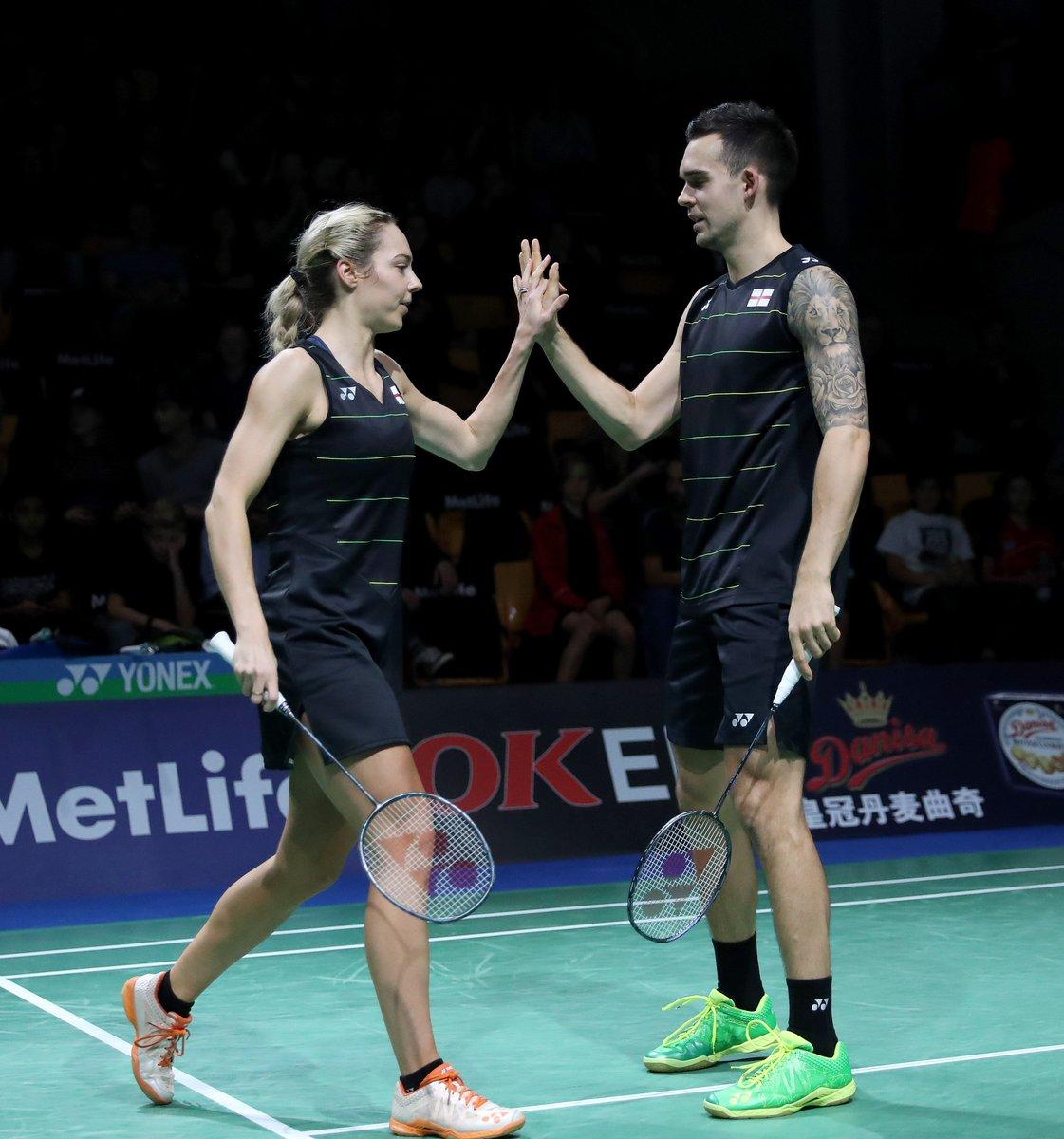 "Badminton England on Twitter ""RESULT"