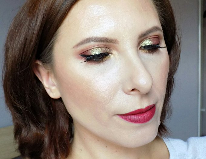 New makeup tutorial :) LovingBlogs bbloggers BloggingGals makeup