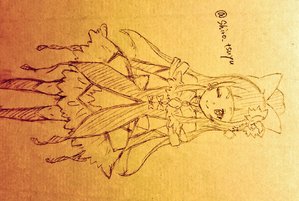 しろろ(白露) (@shiro_tsuyu)さんのイラスト