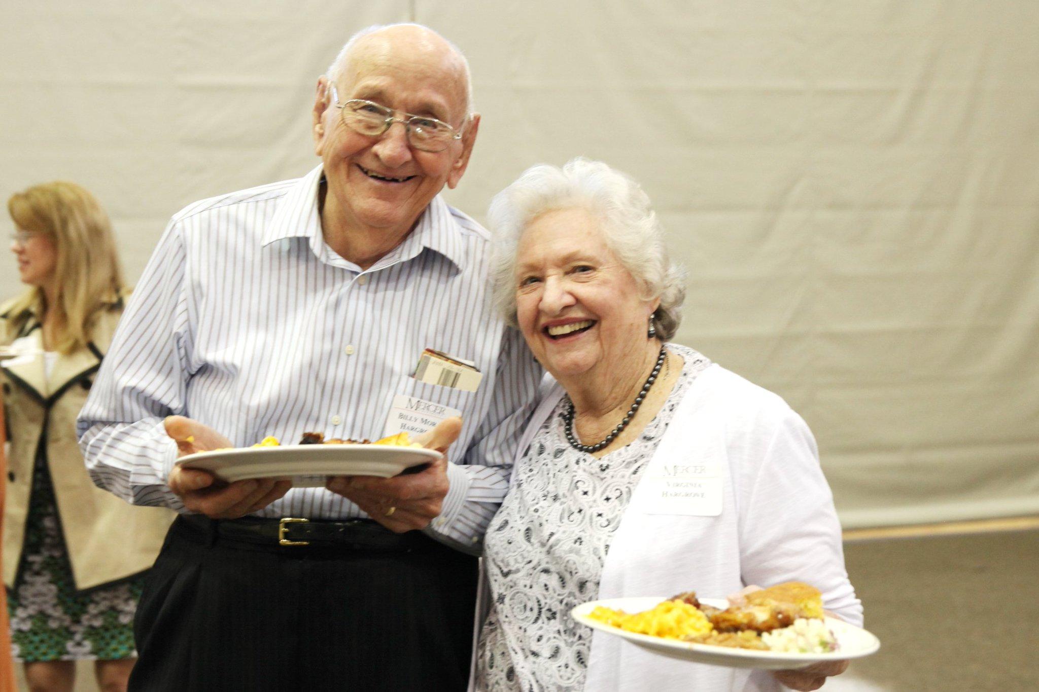 PHOTOS: Half Century Club Lunch #MercerHC16 https://t.co/x3SdED6WQB https://t.co/LNq6WGSWfq