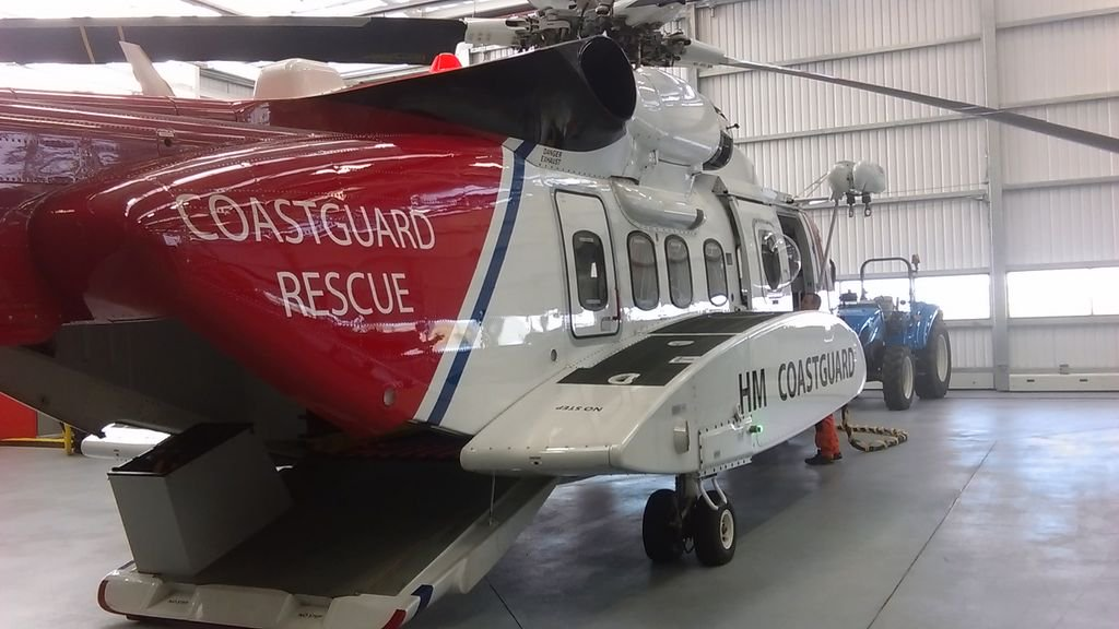 Great visit to the coastguard station to rap up a brilliant conference in Inverness #rgpas16 https://t.co/avp3DcoFZO