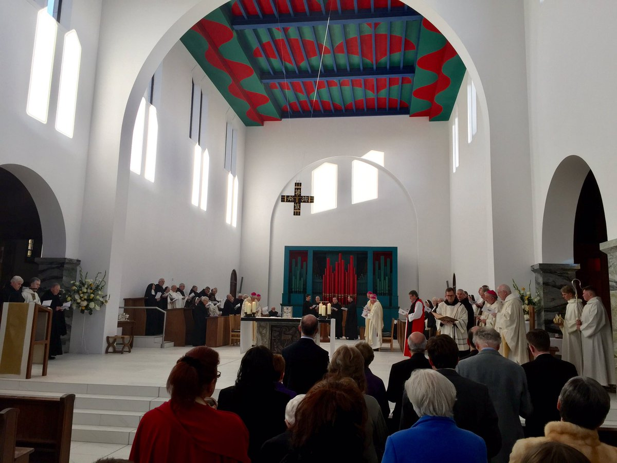 Eamonn conway on twitter refurbished glenstalabbey church eamonn conway on twitter refurbished glenstalabbey church resplendent for the abbatial blessing of abbot brendan coffey osb today malvernweather Gallery