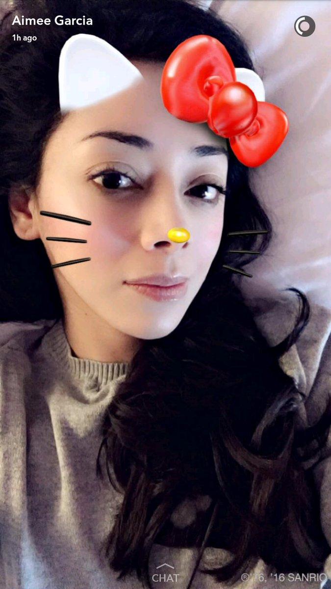 Snapchat Aimee Garcia nude photos 2019