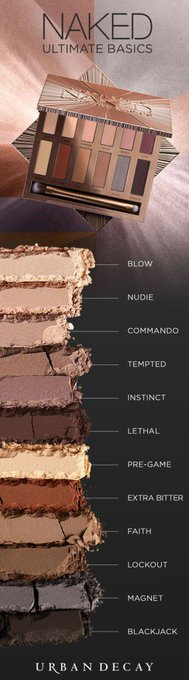 Begging Eyeshadow-Palette makeup