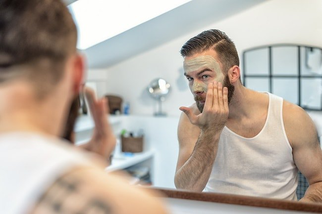 Ultimate Guide to Men's Face Masks - Skincare