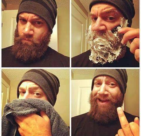 стоимость что делать когда отпускаешь бороду Фото: телескопический