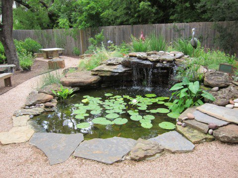 One of our most popular tweets:How To Build A Pond: DIY Water Garden Supplies & Costs