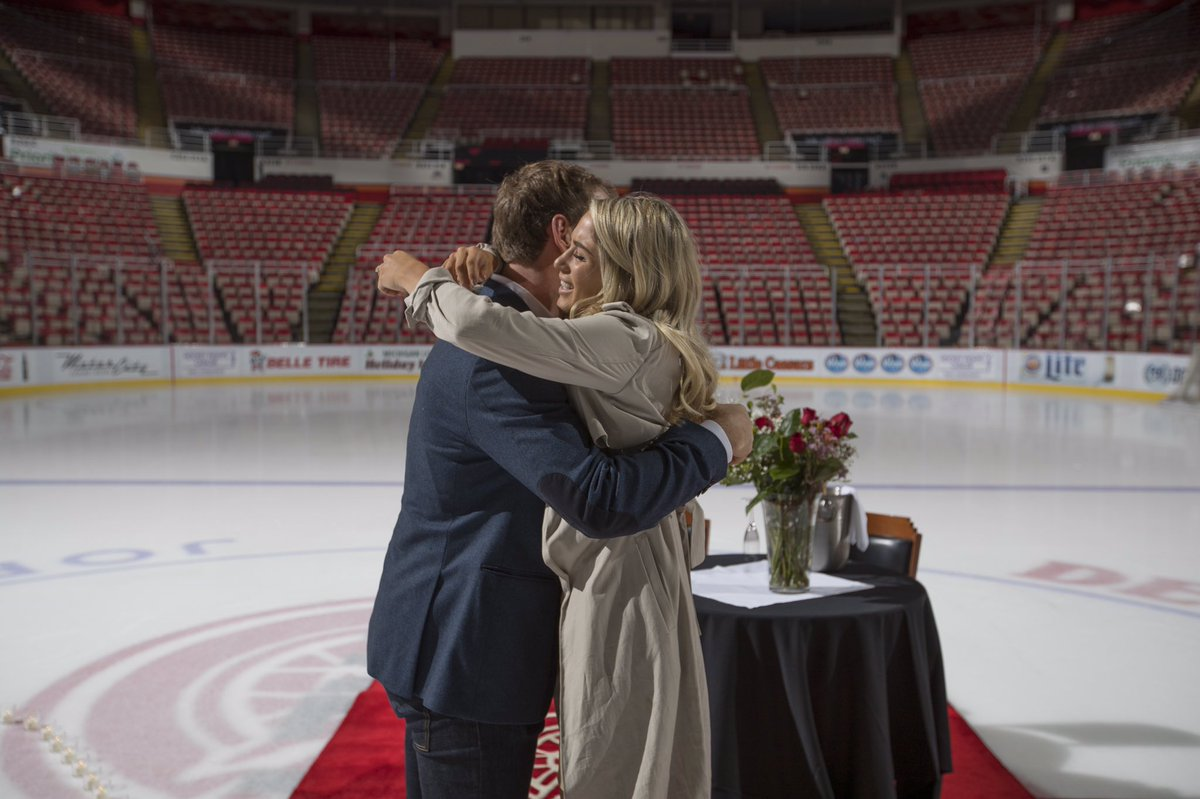 Julie Leshkevich Engagement Ring