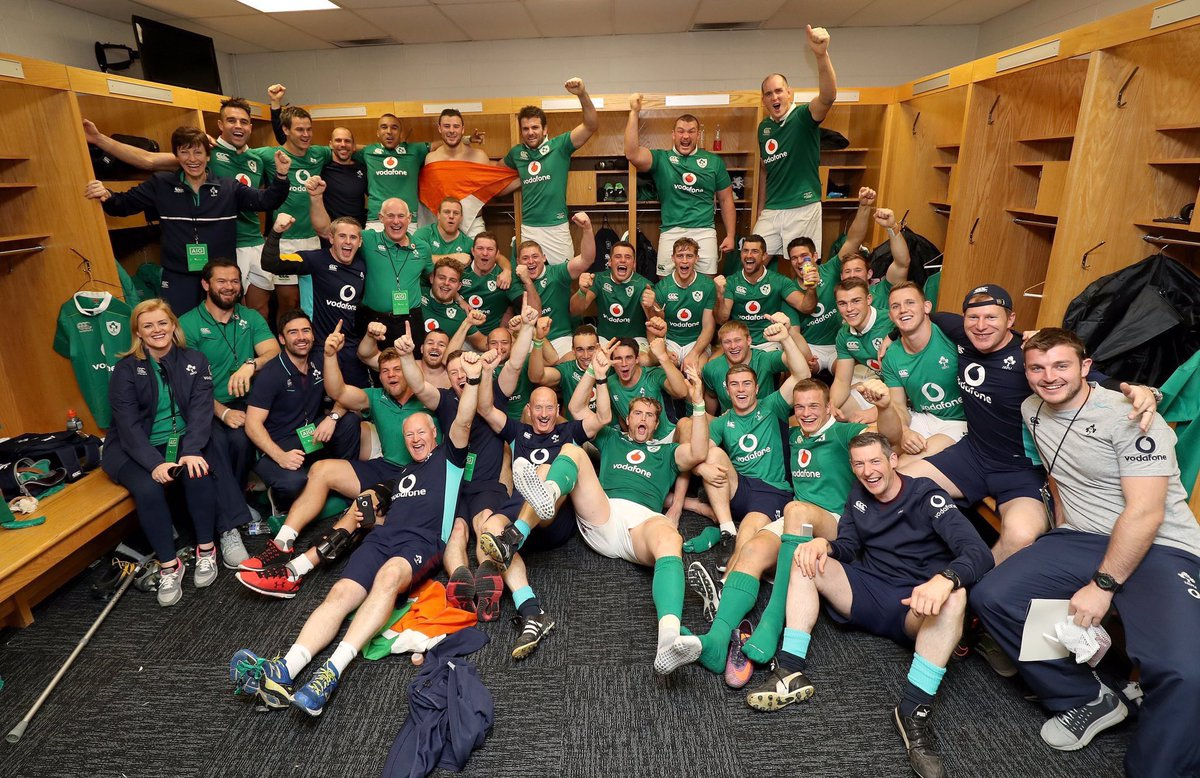 This is pretty special #TeamOfUs #IREvNZL https://t.co/sTqu5bMHoz