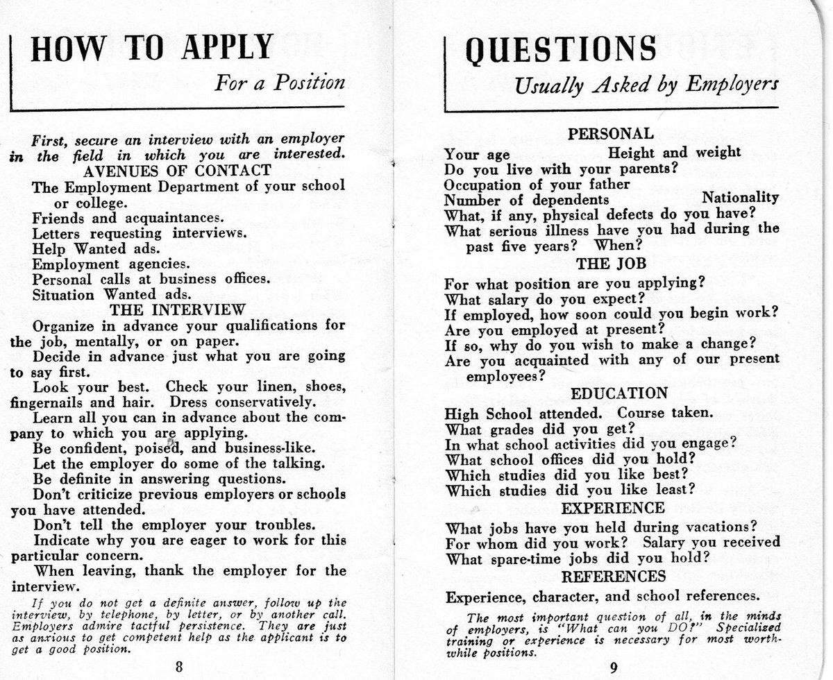 job application advice the job application advice i wish i had in ...
