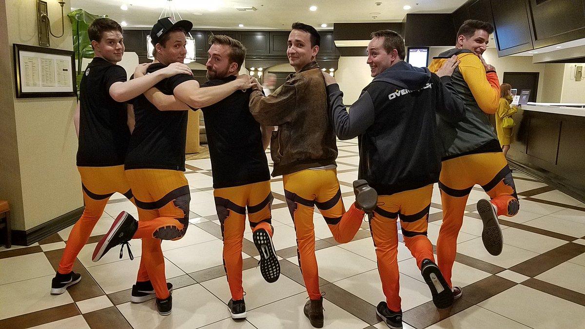 The @PlayOverwatch talent team is best team. https://t.co/Egt6LePh0o