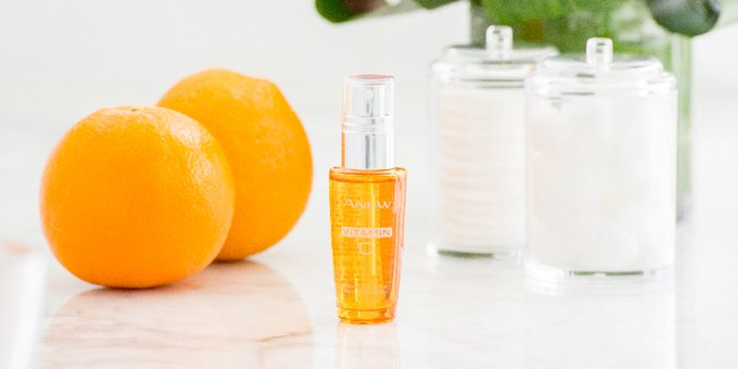 Protect your skin with ANEW VitaminC Brightening Serum! beauty skincare skin avon