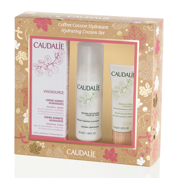 Caudalie Vinosource Moisturising is one of best skincare productscosmetics beauty