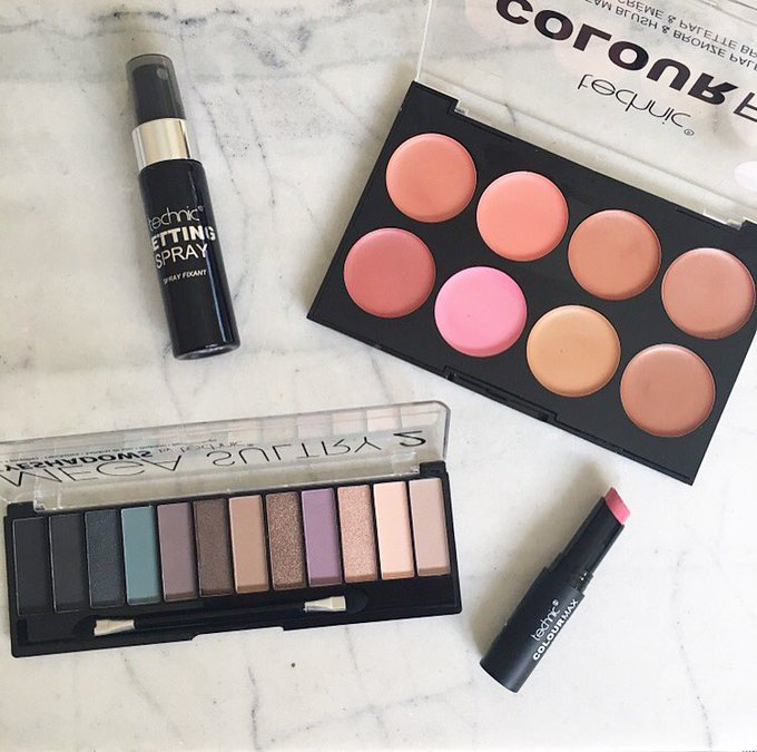 New! All about techniccosmetic bbloggers BBlogRT LovingBlogs BloggerBees UKBlog_RT