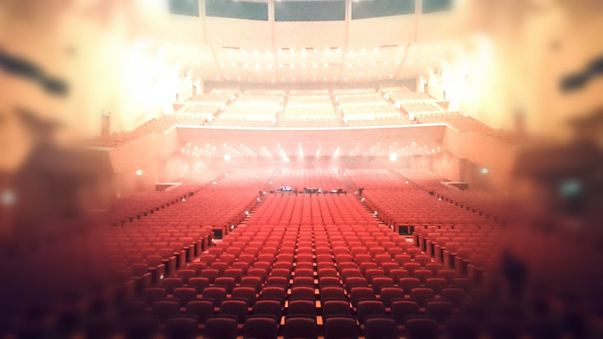 大阪 国際 会議 場 メイン ホール