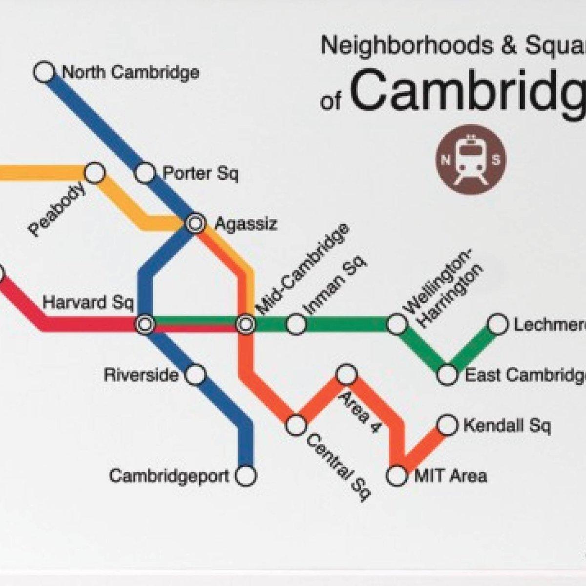 Cambridge Subway Map.Tekuma On Twitter Rajiv Raman S Subway Map Inspired Works Tell A