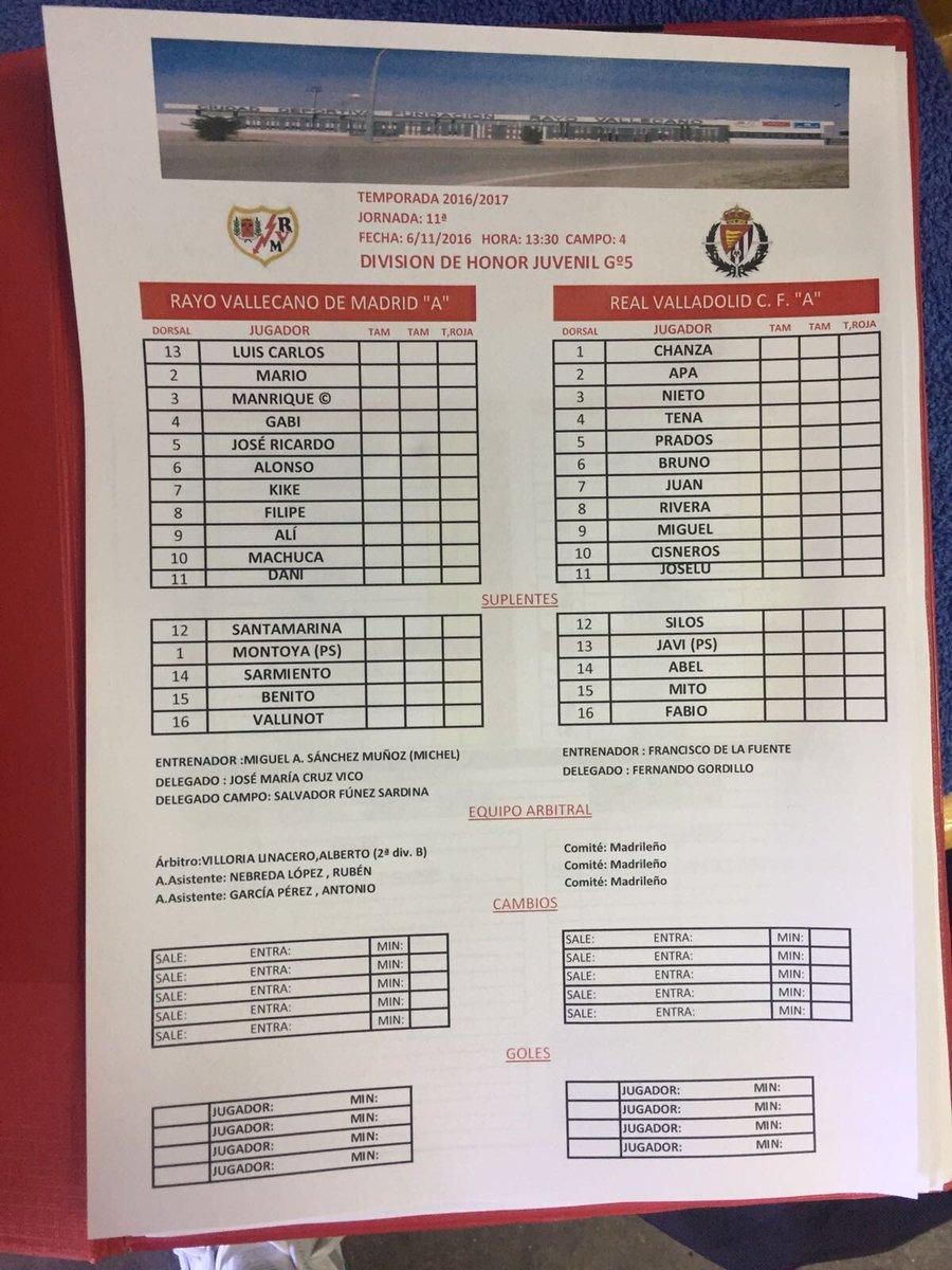 Real Valladolid Juvenil A - Temporada 2016/17 - División de Honor Grupo V - Página 7 CwlG3PPXgAAZ1Gp