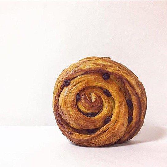 Love our Danish Snails #danishsnail #danish #pastry