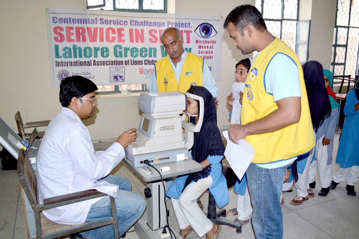 Lions Clubs On Twitter Lahore Green View Lionsclub Pakistan