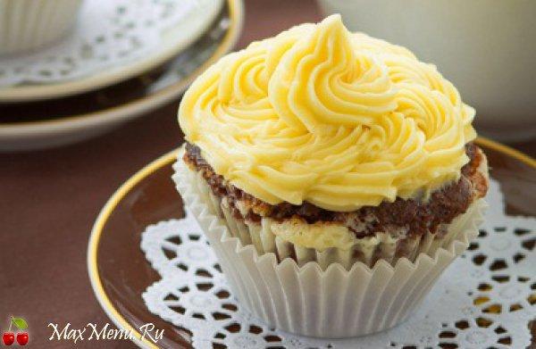рецепт вкусных кексов с начинкой