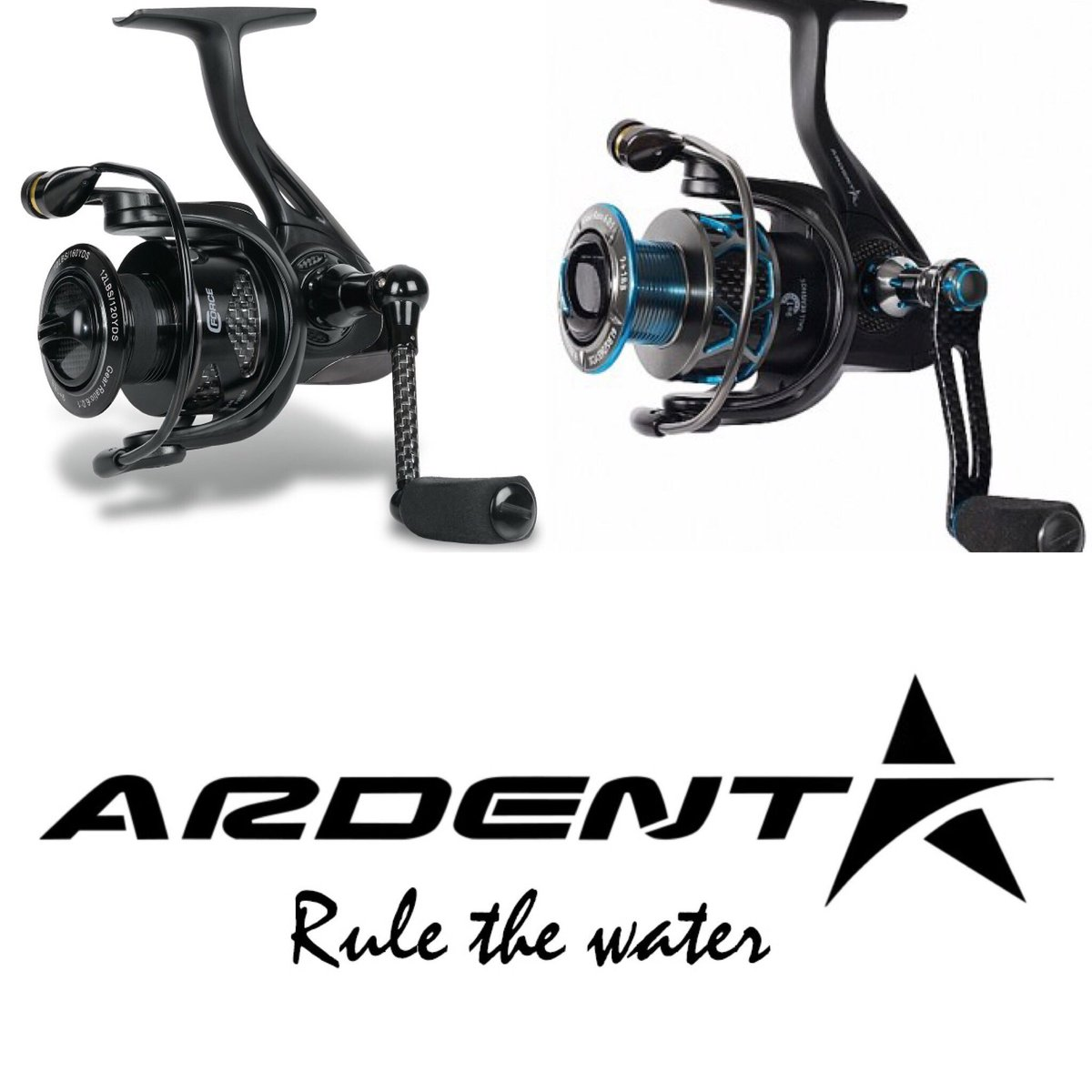 Ardent reels ardentreels twitter for Ardent fishing reels
