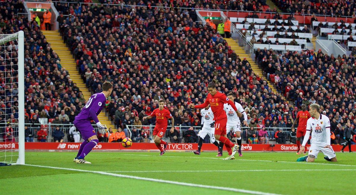 Jogo completo de Liverpool 6x1 Watford - Premier League 16-17