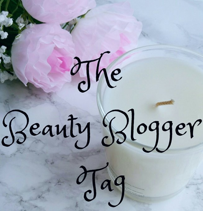 The Beauty Blogger Tag bbloggers TheGirlGang TheGirlGangHQ UKBlog_RT BloggerBees