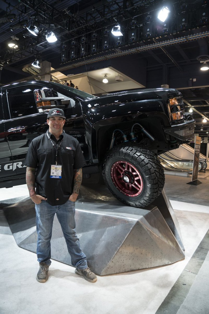 Nitto Tire Usa On Twitter Loren Healy Standing Next To His Chevy