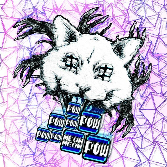 #Isope 03 - Meow Meow - Pow Pow (12''-Color-Vinyl) #MeowMeow