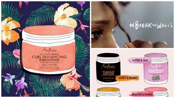 How SheaMoisture is breaking down barriers in the beauty industry