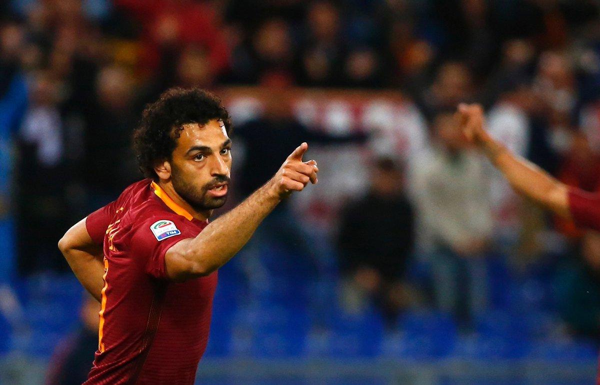 Posticipo Serie A: Roma-Bologna 3-0 con tripletta di Salah.