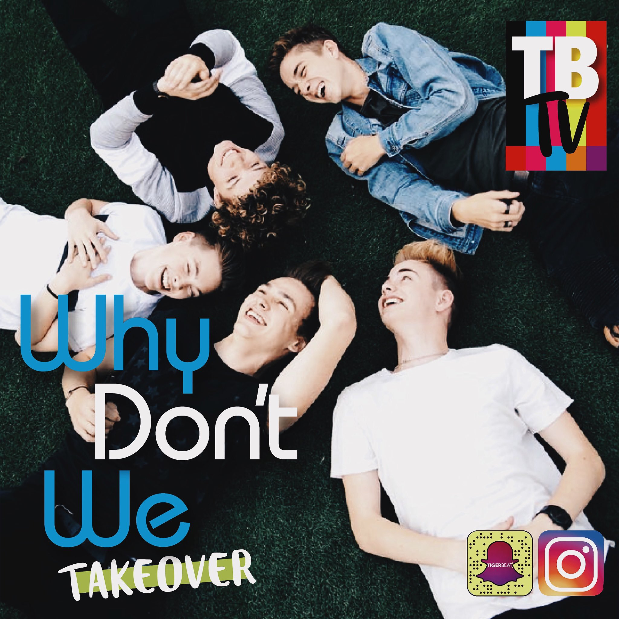 "Why Don T We What Am I: Why Don't We On Twitter: ""we're On @TigerBeatNow's"