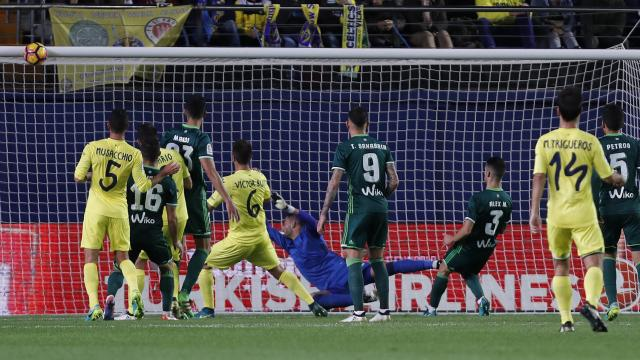Video: Villarreal vs Real Betis