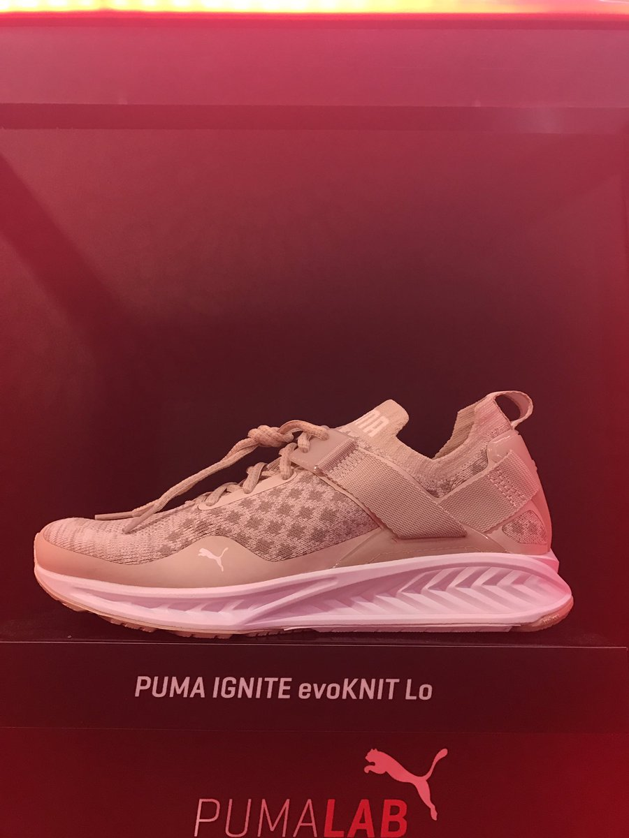 5c961c8c7efd The  PUMA IGNITE evoKNIT Lo available early at  PumaLab in exclusive  colorways for women